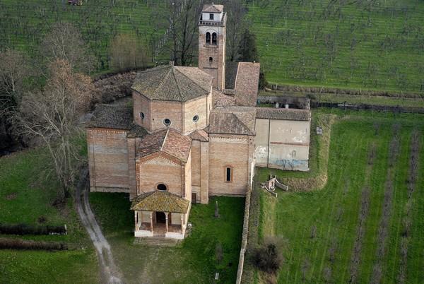 Risultati immagini per Santa Maria Bressanoro, a Castelleone,